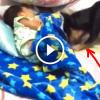 Ez a kutyus az internet új sztárja – Figyeld meg mit tesz az alvó kisbabával!