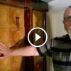 Hat helyiséget fűt egyszerre Bakos György által készített kandalló. Ledöbbensz, ha meglátod milyen profi!