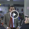 Mr. Bean a repülőgépen – Nem bírod ki nevetés nélkül!