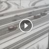 Így tisztítják Torontoban a több sávos autópályát a hótól.