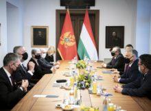 Orbán-Dukanovic-találkozó