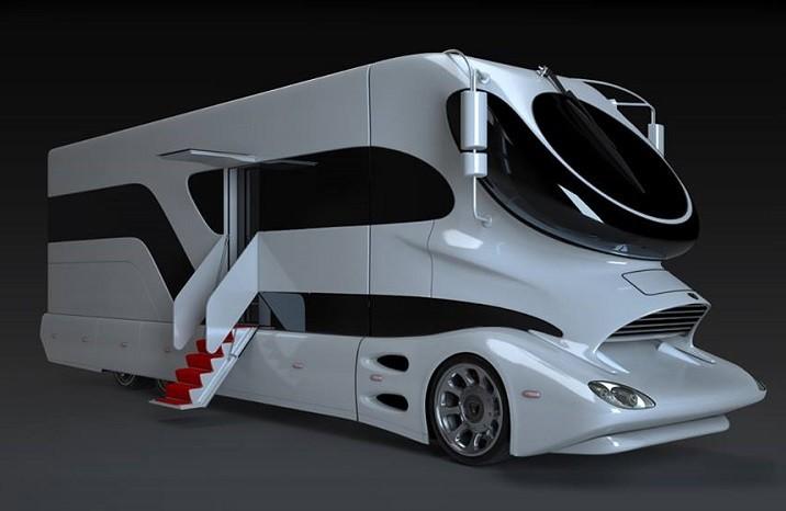 A legszuperebb lakóbusz amit valaha láttam