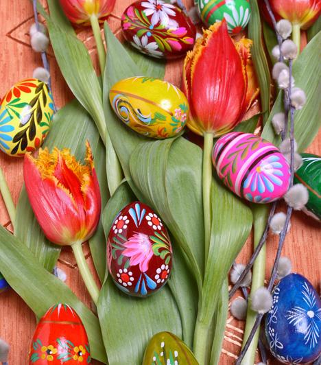 Csodaszép húsvéti tojások1