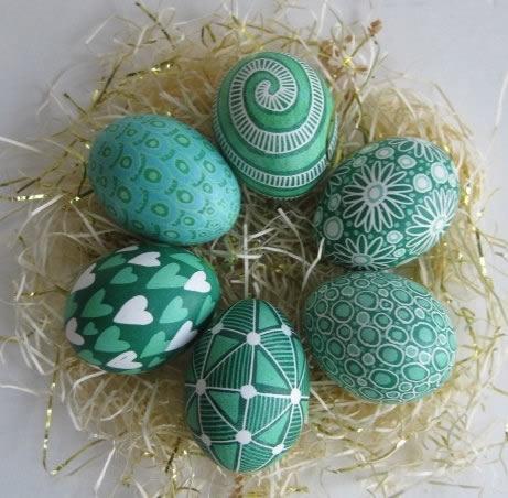 Csodaszép húsvéti tojások11