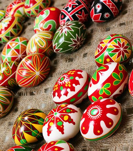 Csodaszép húsvéti tojások2