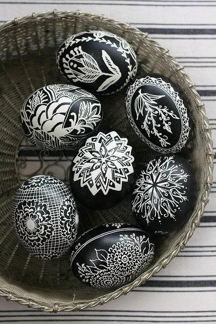 Csodaszép húsvéti tojások8