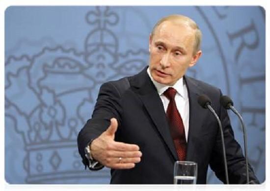 Hát Putyin nem köntörfalazott MEGMONDTA!